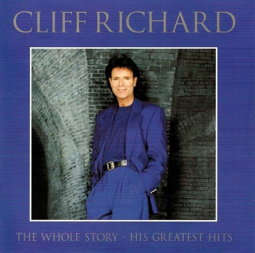 CLIFF RICHARD The Whole Story - His Greatest Hits CD Album EMI 2000
